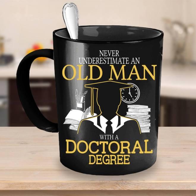 old man mug
